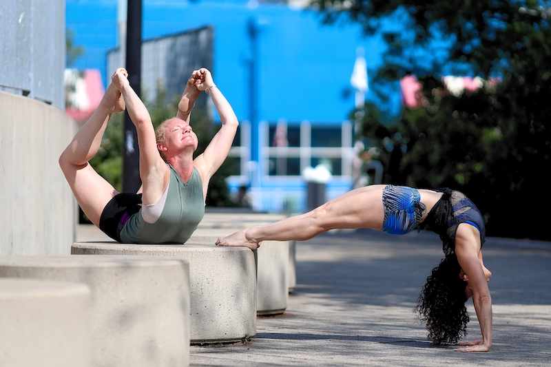 Pilates and Yoga Retreat with Tanya and Claudia